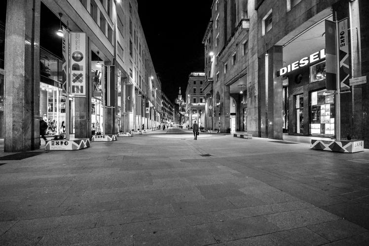 ISP foto in mostra a Trieste