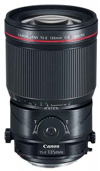 Canon TS-E 135mm f4 Macro L