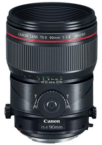 Canon TS-E 90mm f2.8 Macro L