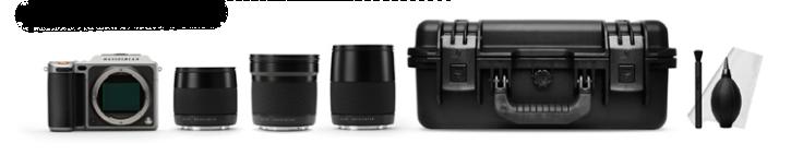 Hasselblad  X1D Field Kit